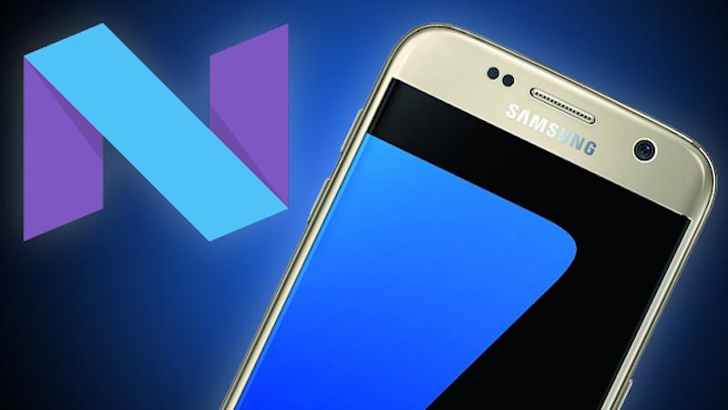 Апдейт Android для Samsung: Galaxy S7 и S7 Edge обновление получат точно