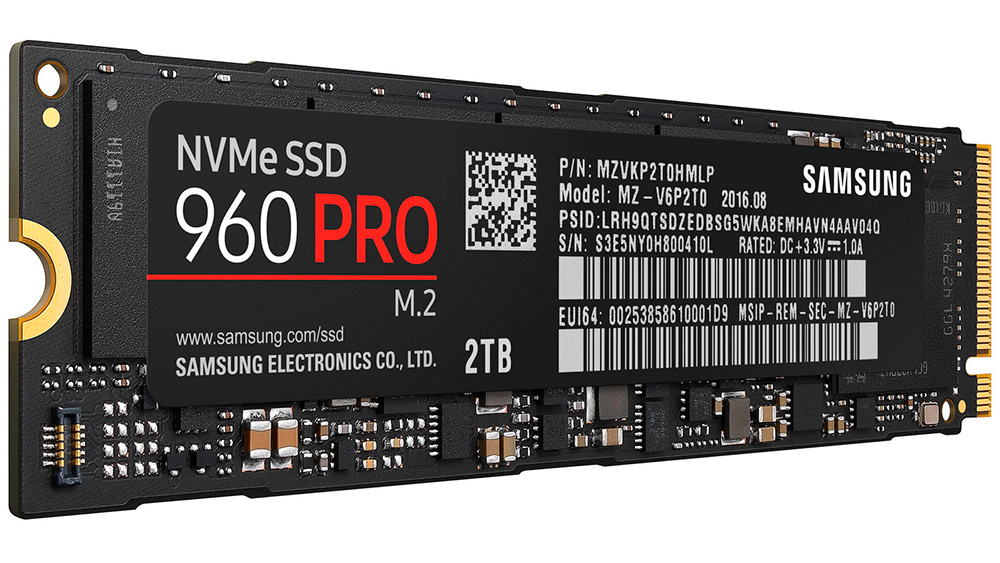 Samsung 960 Pro 2TB