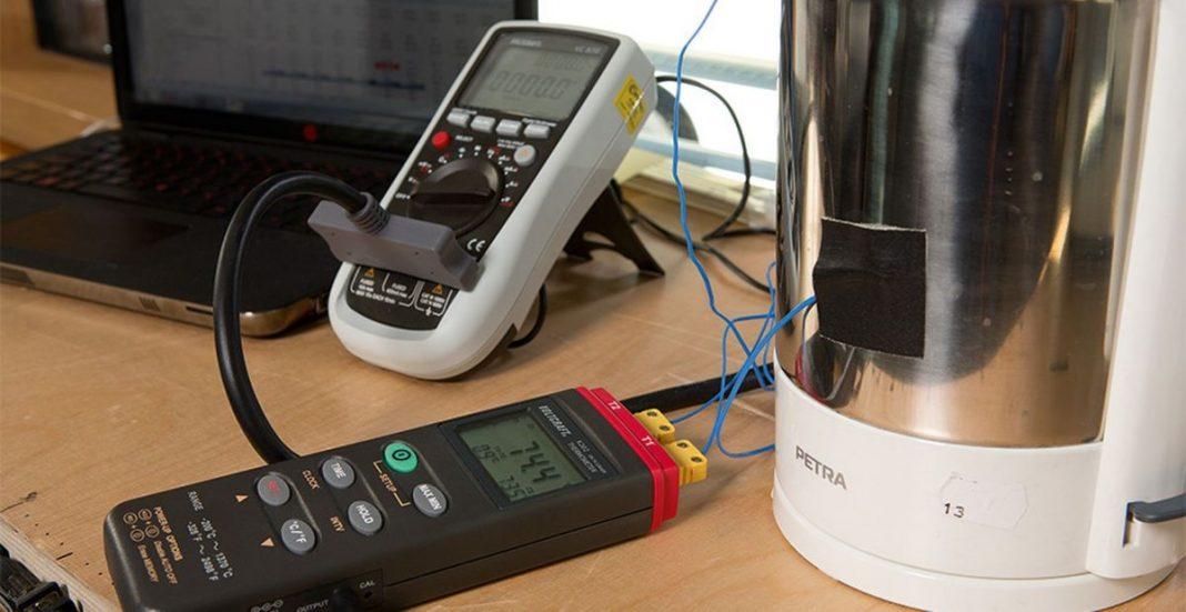 Как тестирует CHIP: электрочайники