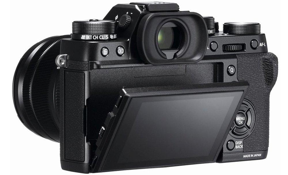 Fujifilm X-T2: Электронный затвор работает со скоростью до 1/32000 секунды, при этом бесшумно!