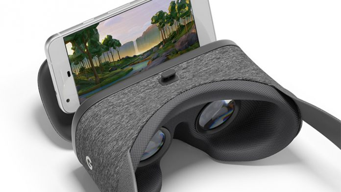 Тест очков виртуальной реальности Google Daydream View