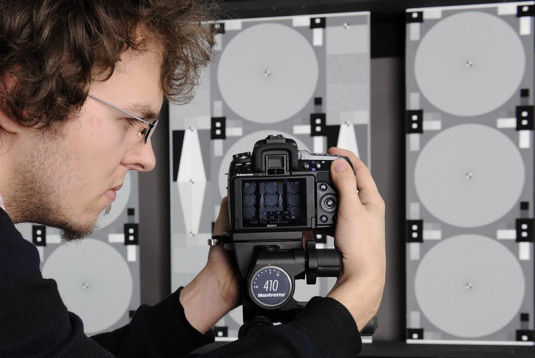 Как CHIP тестирует камеры