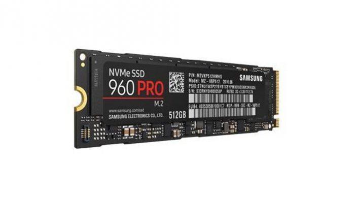 Тест Samsung 960 Pro 512GB: на высокой скорости в новую эру SSD