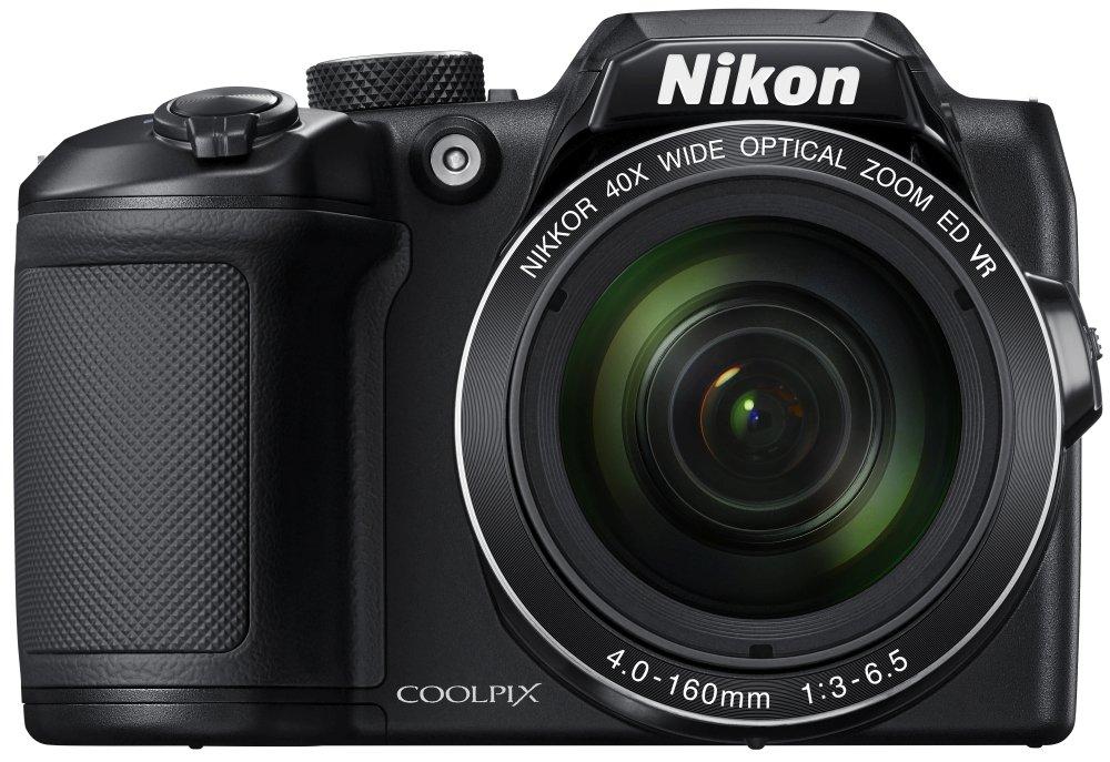Nikon Coolpix B500: много зума, мало опций