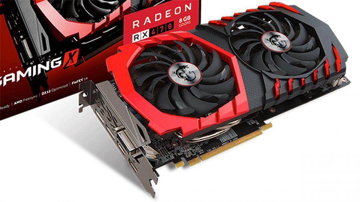 MSI Radeon RX 470 Gaming X 4GB: наш лидер по соотношению цены и качества