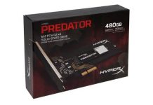 Kingston HyperX Predator 480GB