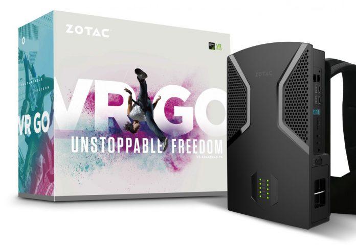 ZOTAC VR GO: Виртуальная реальность, которая всегда с тобой