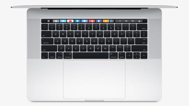 Трекпад нового MacBook Pro занимает значительно больше места