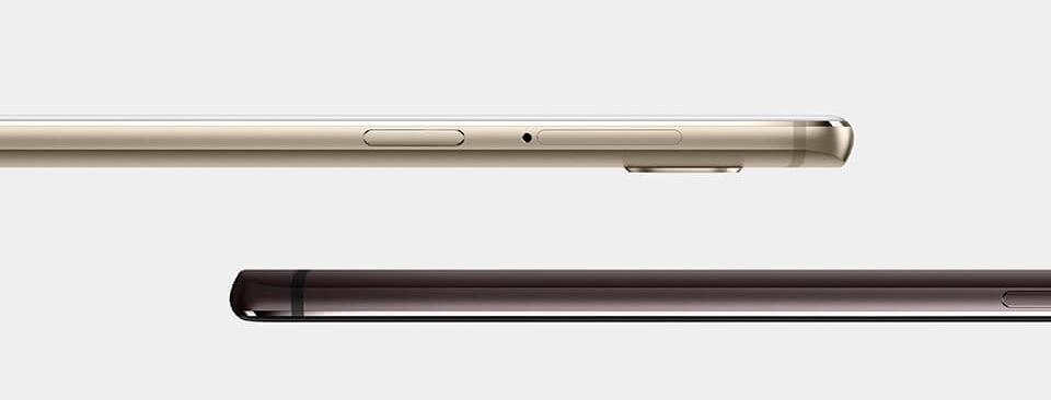 OnePlus 3T. Очень тонкий и очень шикарный. (Изображение: OnePlus)