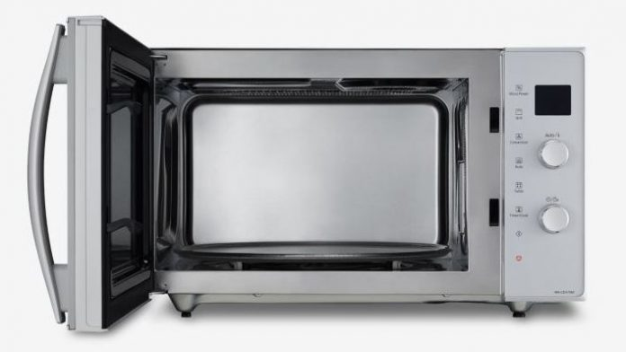 Тест микроволновой печи Panasonic NN-CD565B