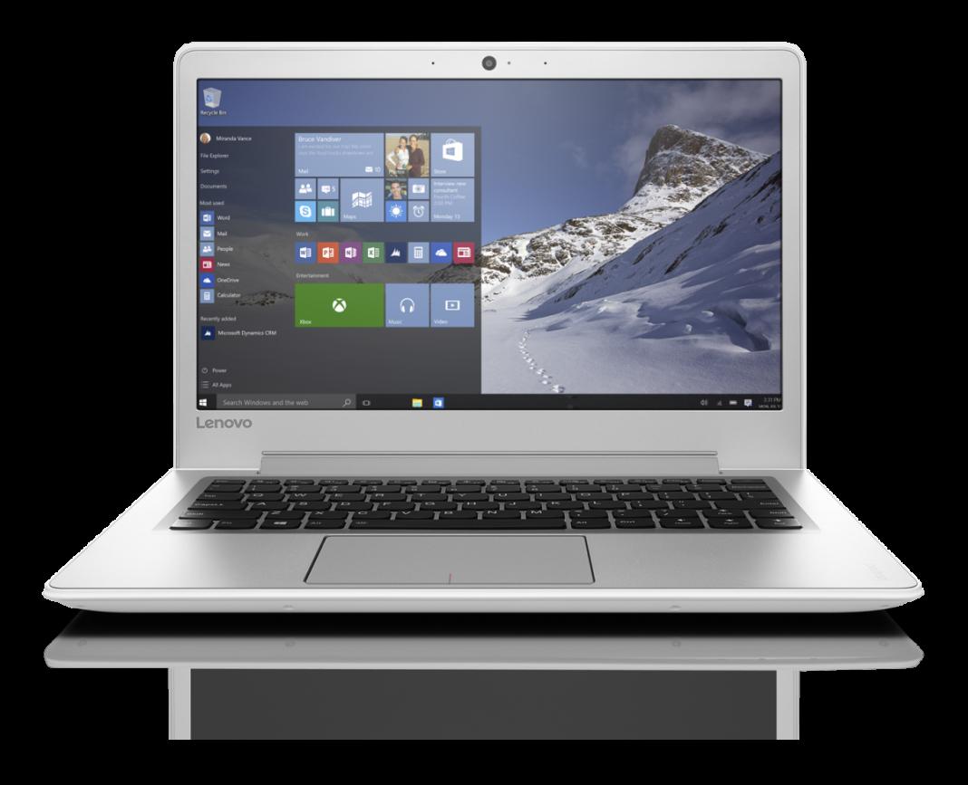 Тест ноутбука Lenovo Ideapad 510S-13ISK на базе Kaby Lake