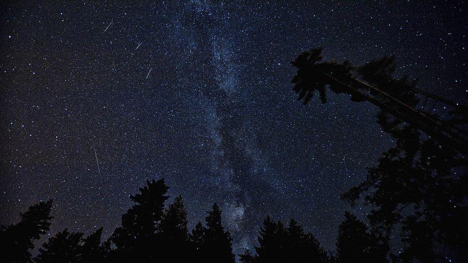 Как фотографировать звездопад: пять самых полезных советов