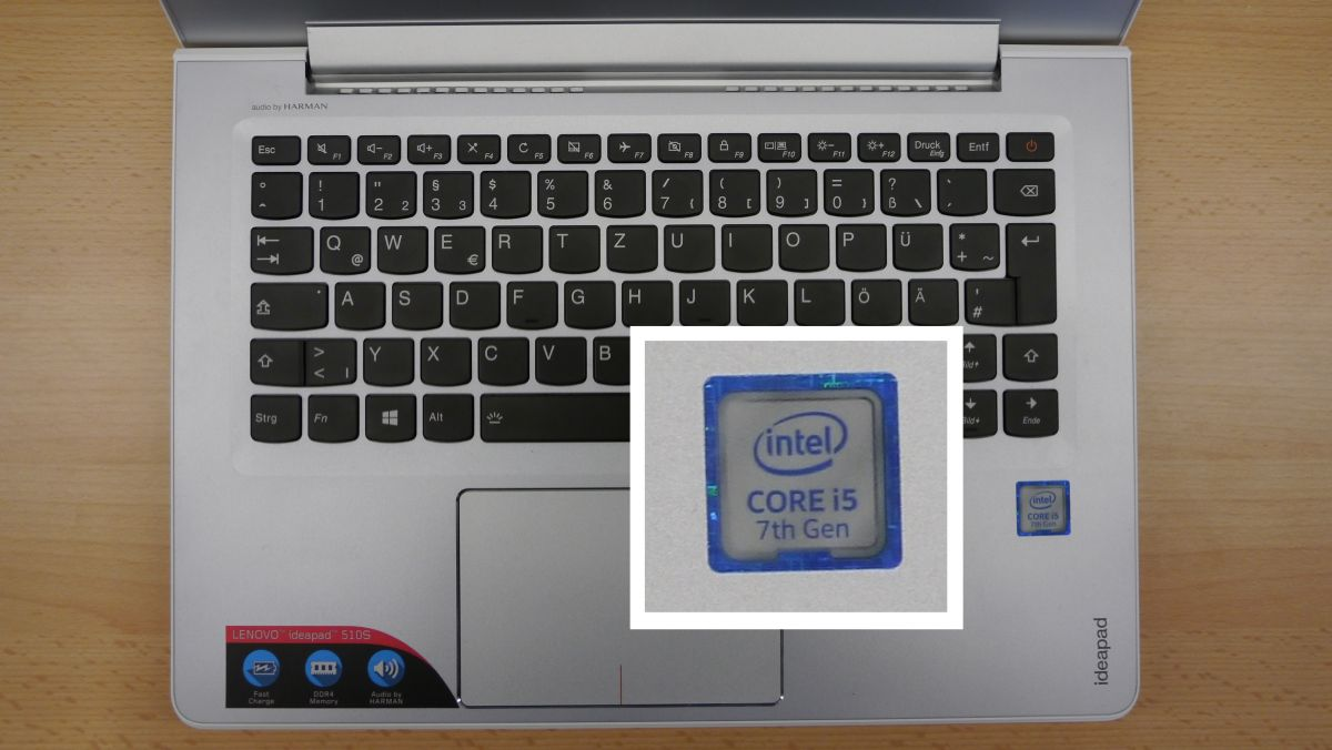 Встраиваться будет Intel Core i5 седьмого поколения