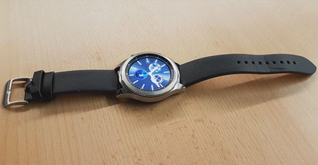 Тест умных часов Samsung Gear S3 Classic