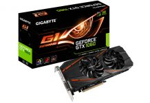Gigabyte GeForce GTX 1060 G1 Gaming 3G 3GB GDDR5