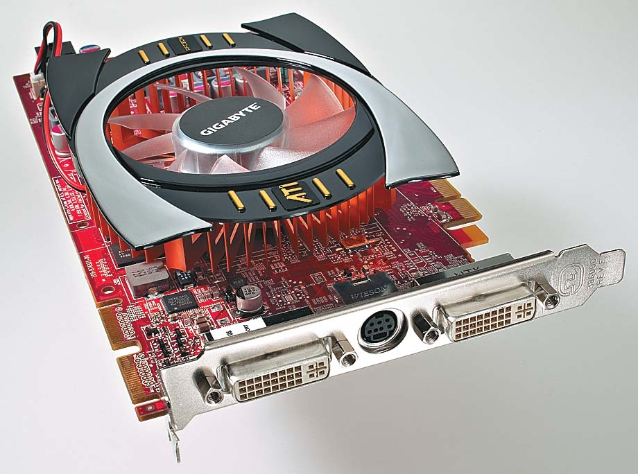 Gigabyte Radeon HD 4770 512MB GDDR5
