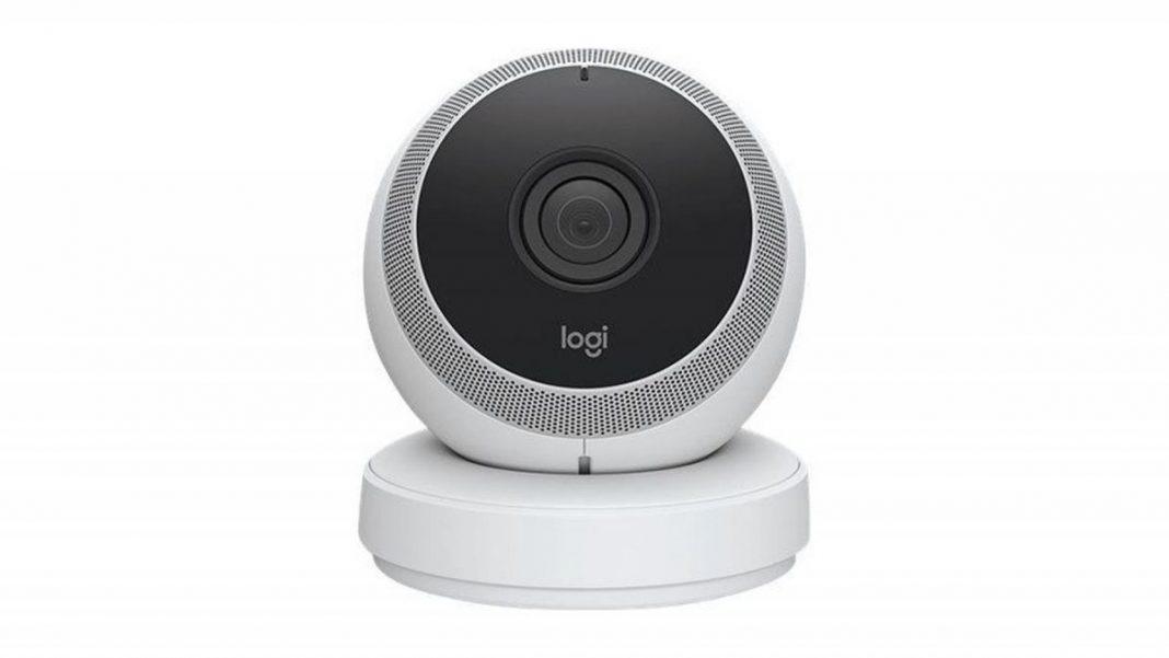 Тест камеры видеонаблюдения Logitech Circle