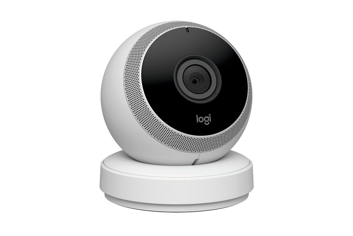 Logitech Logi Circle: камера с урезанными функциональными возможностями для собственного дома