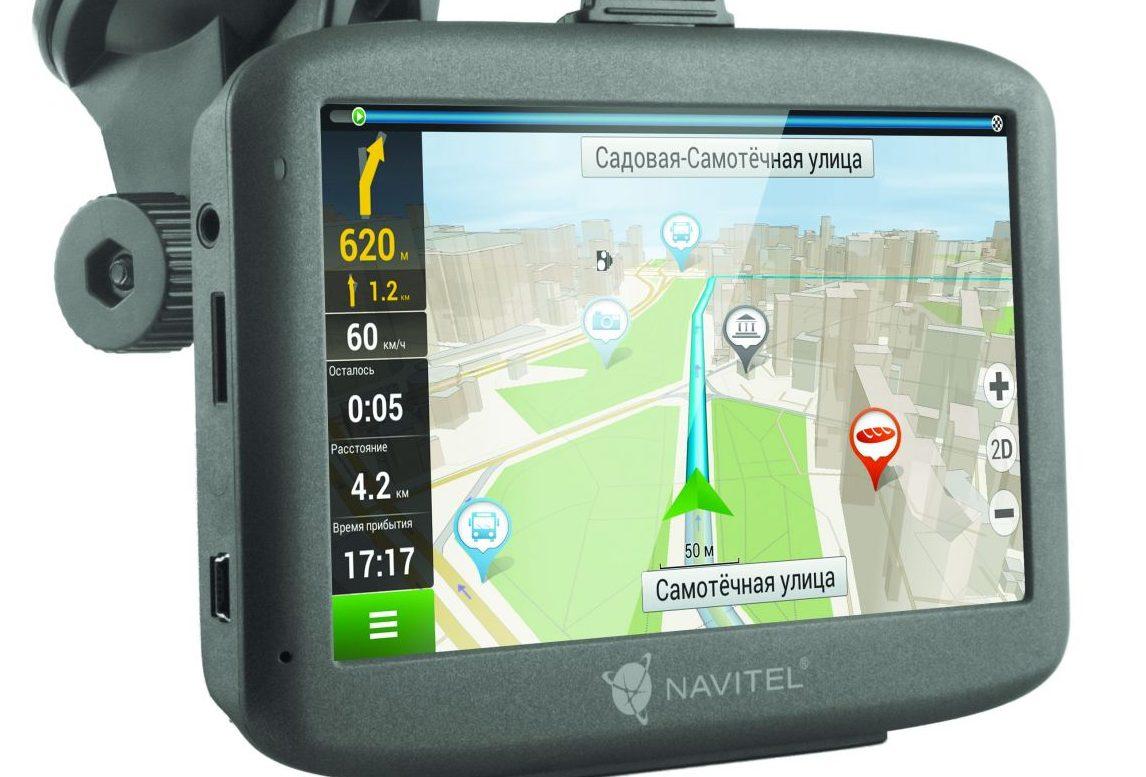 Обзор навигатора NAVITEL N500: надежный гаджет с картами 4 стран