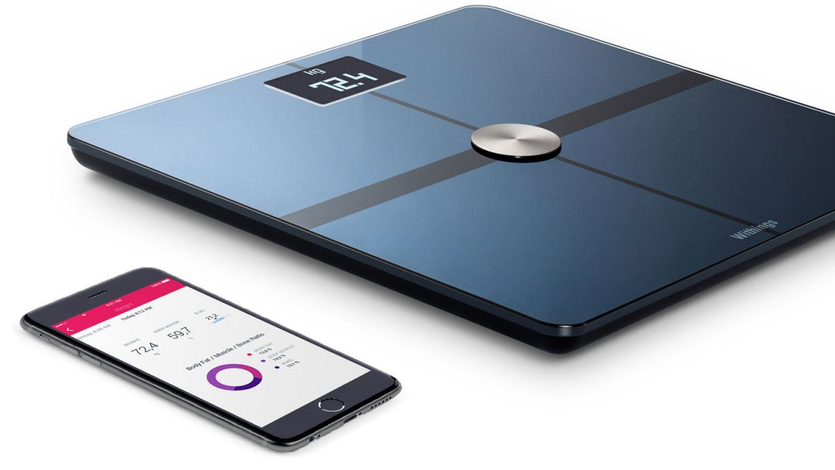 Withings Smart Body Analyzer WS-50: Точность измерений могла бы быть лучше.