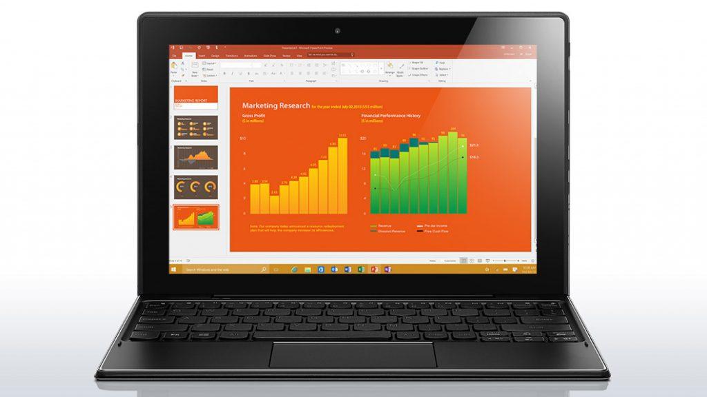 Тест Lenovo IdeaPad Miix 310 LTE: планшет 2 в 1 для путешествий