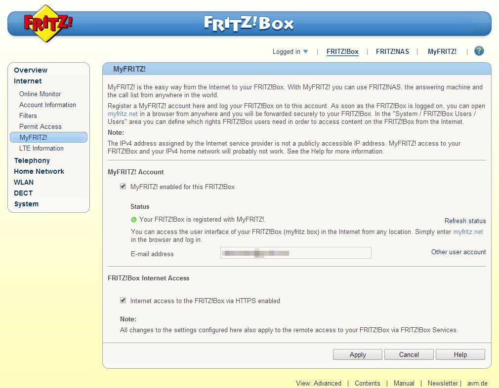 Запираем FritzBox на все замки.Аккаунты, через которые вы из Сети получаете доступ к FritzBox, должны быть защищены надежным паролем