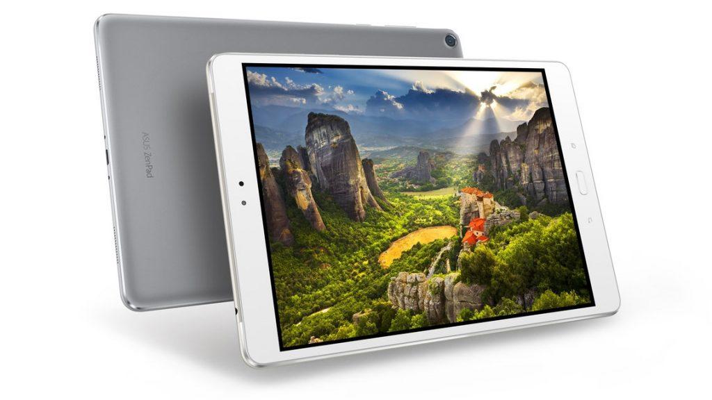 Тест планшета Asus ZenPad 3S 10