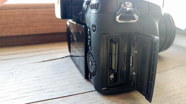 Первый взгляд на Panasonic Lumix GH5: мощная DSLM-камера