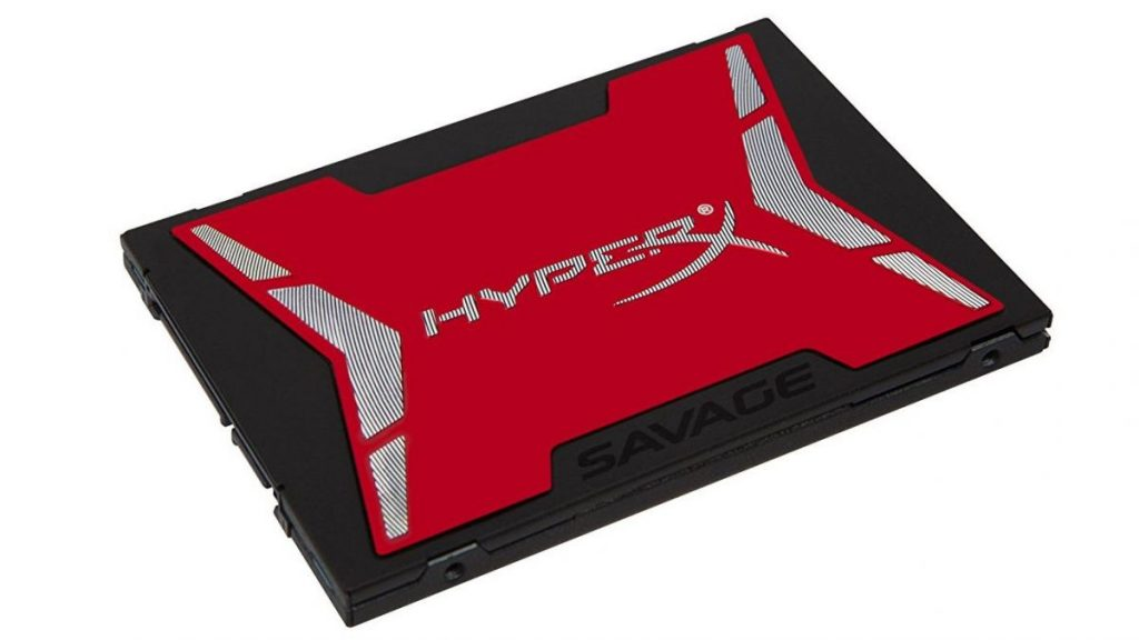Kingston HyperX 120GB