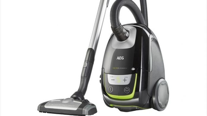 Тест пылесоса AEG VX8-2