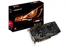 Gigabyte Radeon RX 480 G1 Gaming 4G 4GB GDDR5