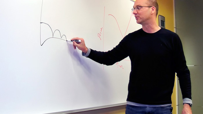 Энди Рубин: создатель Android хочет перетасовать рынок смартфонов. (Фото: dpa)