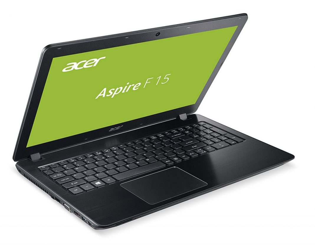 Тест ноутбука Acer Aspire F15-F5-573G