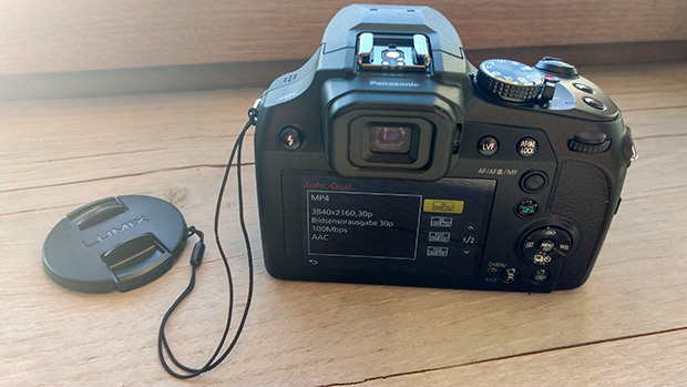 Первый взгляд на Panasonic Lumix FZ82: быстрый 60-кратный зум с Ultra-HD
