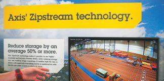 Технология Axis Zipstream