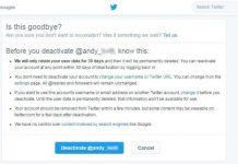 Прощай, Твиттер!Вы можете удалить свою учетную запись в твиттере, просто следуя инструкции в настройках