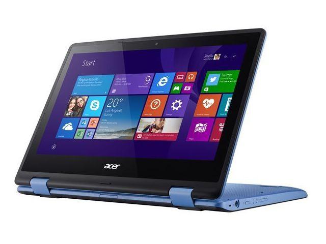Тест ноутбука 2 в 1: Acer Aspire R3-131T