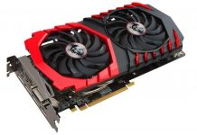 MSI Radeon RX 470 Gaming X 4G 4GB GDDR5