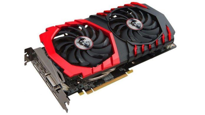 Тест видеокарты MSI Radeon RX 470 Gaming X 4G 4GB GDDR5
