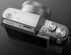 Первый взгляд на фотокамеру Panasonic Lumix GX800