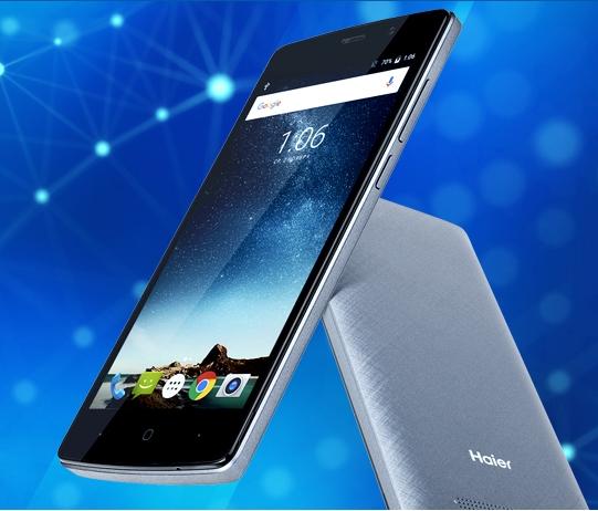 Haier представила девять бюджетных смартфонов