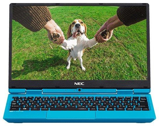 NEC представила новые 11.6-дюймовые ноутбуки LaVie Note Mobile