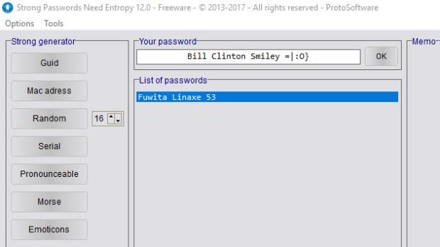 Эта бесплатная утилита поможет создать идеальный пароль