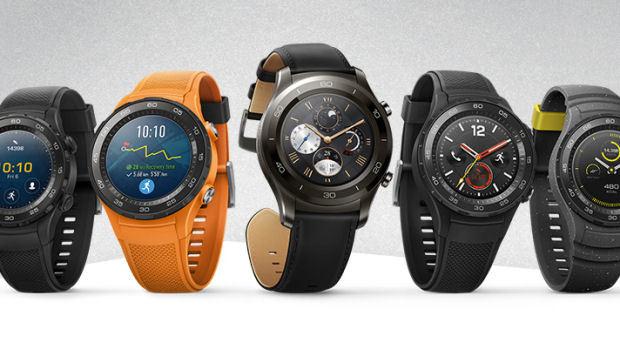Huawei Watch 2: характеристики, цена и дата выхода новых умных часов