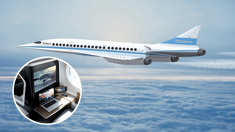 Boom Supersonic может возродить «Конкорды». В 2017 году в воздух поднимется экспериментальный самолет XB-1, в 2020-м на нем должны полететь первые 44 пассажира.