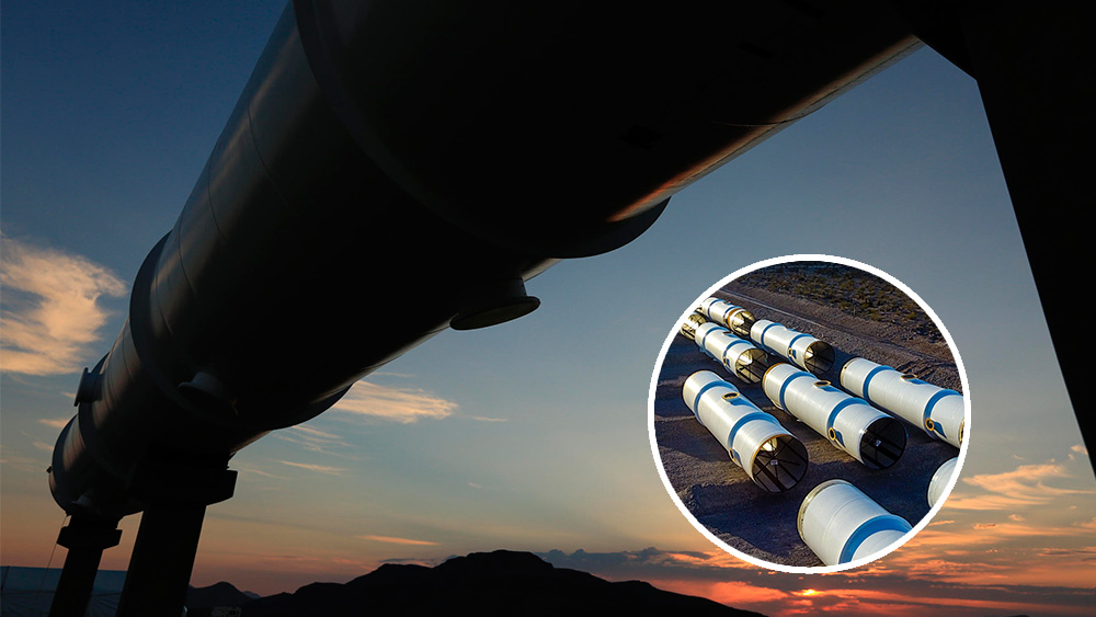 Желание или действительность? Суперпневмопоезд Hyperloop Илона Маска подвергается суровой критике: нереалистично, могила миллиардов долларов.