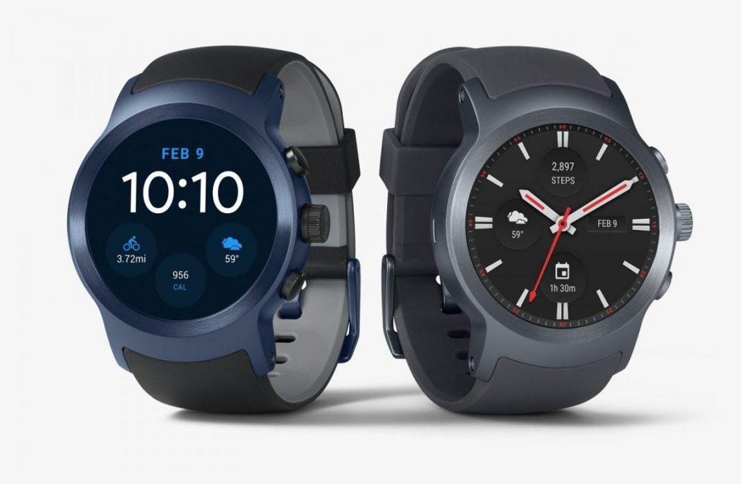 cc7d7fc6d1c8 Умные часы LG Watch Sport  стоимость, дата выхода и подробности с  презентации