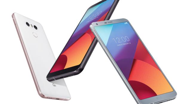 Первый взгляд на LG G6: элегантный смартфон с огромным дисплеем