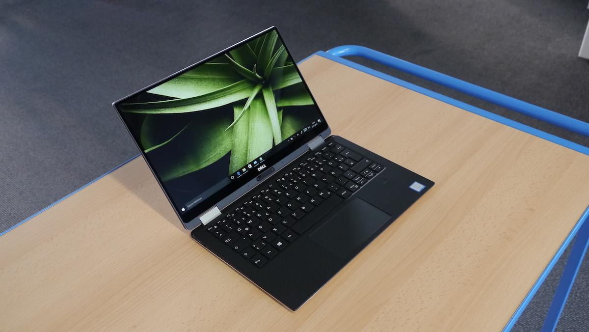 Тест ноутбука Dell XPS 13 2017: стильный мобильный ПК с безрамочным дисплеем