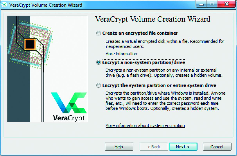 Шифрование стационарных систем. Бесплатная программа VeraCrypt шифрует папки и даже целые жесткие диски